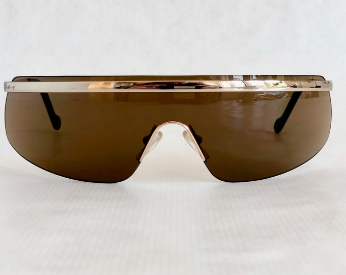 St. Moritz 4534 Vintage Sunglasses – New Old Stock – Made in Germany