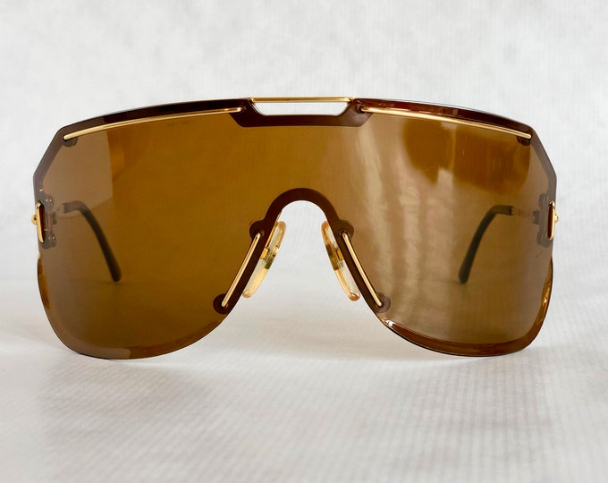 Boeing by Carrera 5703 41 Vintage Sunglasses - New Old Stock - Full Set