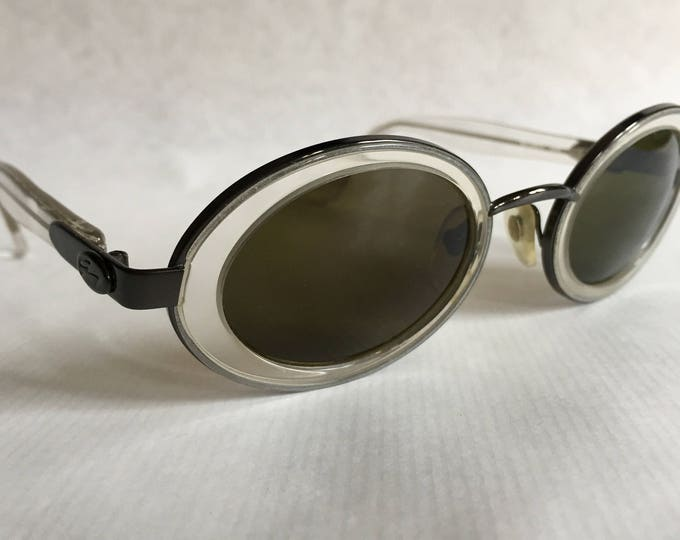 Genny 622S Vintage Sunglasses Made in Italy New Old Stock