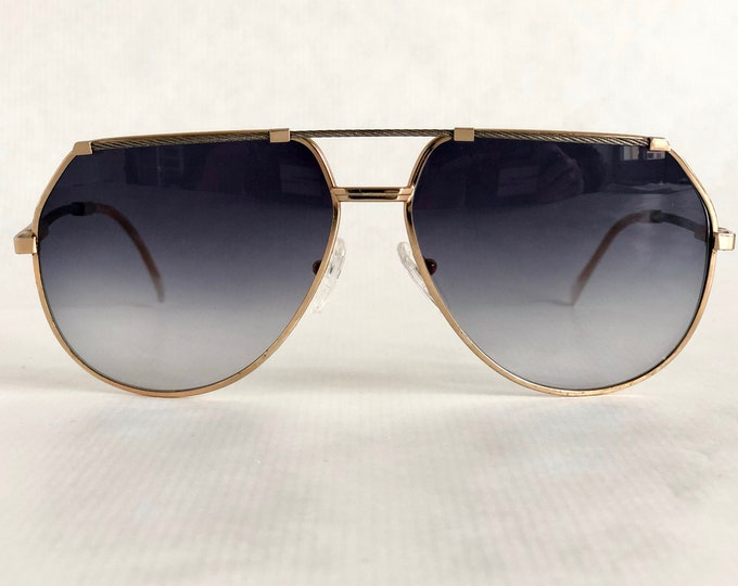 Cardin Plus CP 805 Vintage Sunglasses – Made in France – Size XL