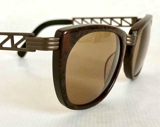Jean Paul GAULTIER 56 - 0272 Eiffel Vintage Sunglasses New Old Stock including Case