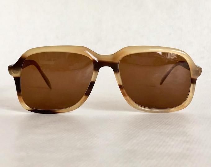Köln Optik Genuine Irish Horn Vintage Sunglasses New Unworn Deadstock