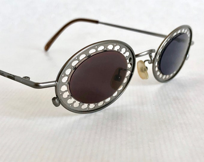 IDC 028 F Vintage Sunglasses – New Unworn Deadstock – Made in France