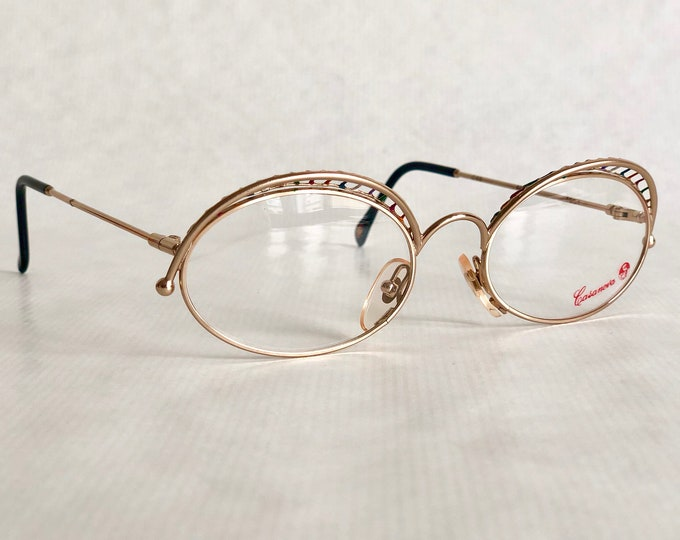 Casanova TSC-1 Vintage Glasses – New Old Stock – Made in Italy