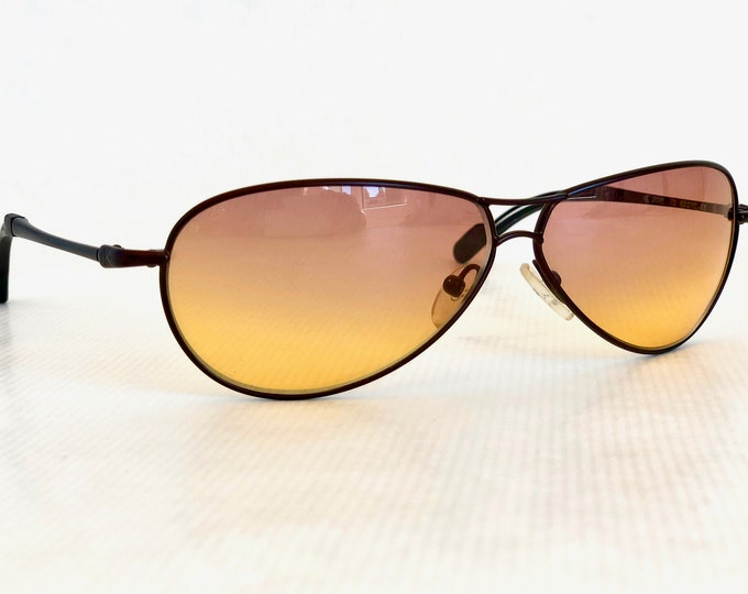 Calvin Klein CK 2028 Vintage Sunglasses New Old Stock Made in Italy