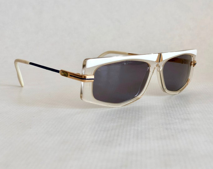Cazal 192 Col 180 Vintage Tiny Sunglasses Made in West Germany New Old Stock