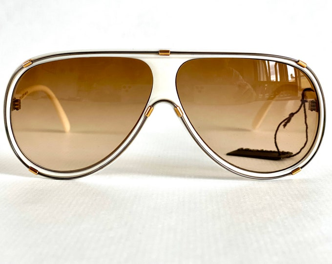 Vintage 1980s Guy Laroche 5125 BC Sunglasses – Made in France – New Old Stock – Including Case and Tag