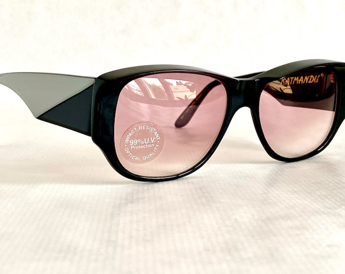 ULTRA Katmandu Vintage Sunglasses – New Unworn Deadstock – Handmade in England