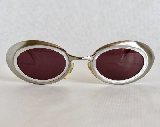 Fendi SL 7112 Vintage Sunglasses – New Old Stock – Made in Italy