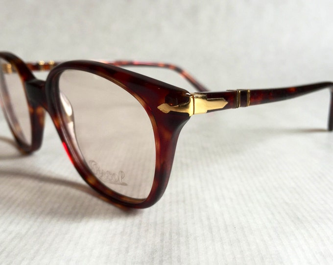 Persol Ratti 301 Dark Tortoise Vintage Spectacles New Unworn Deadstock