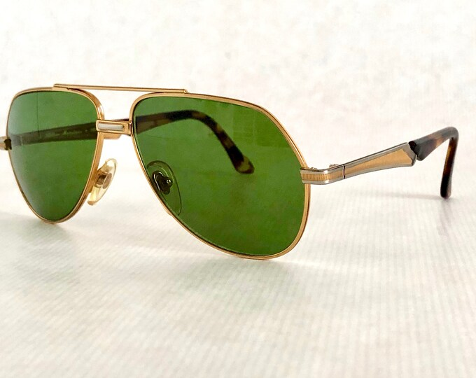 Hilton Monsieur 021 Vintage Sunglasses – New Old Stock – Made in Italy