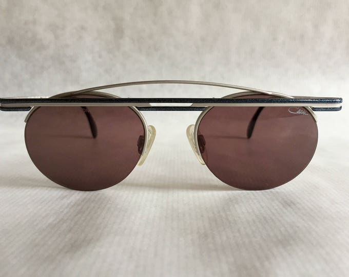 Cazal 748/3 Col 396 Vintage Sunglasses Made in West Germany New Old Stock