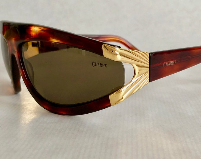 Charme 7118 Vintage Sunglasses – New Old Stock – Made in Italy