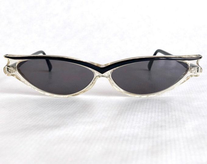 Alain Mikli 0100 373 Vintage Sunglasses Made in France in 1989 New Unworn Deadstock