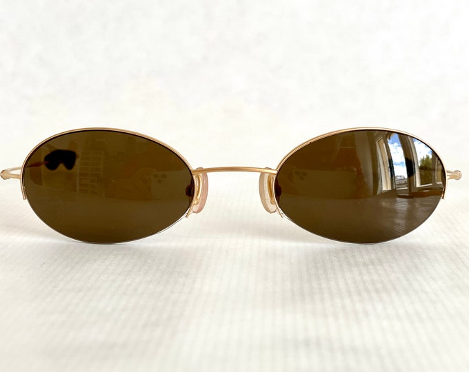 Proksch's M39-9 Vintage Sunglasses Made in Austria New Unworn Deadstock