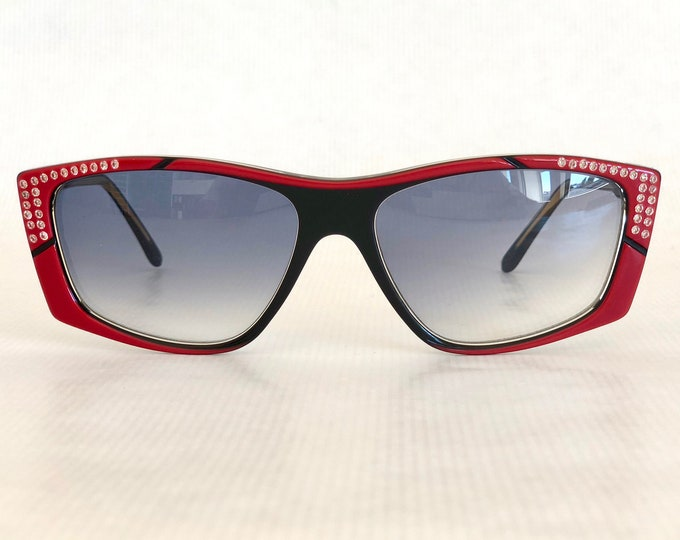Alain Delon Stella 621 Vintage Sunglasses Made in France New Old Stock