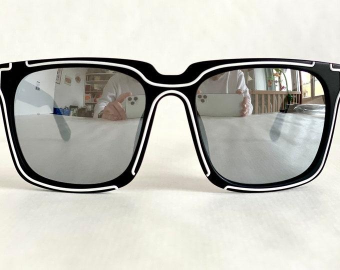 KTZ for Linda Farrow 14/2 Vintage Sunglasses – New Old Stock – Full Set – Made in Japan