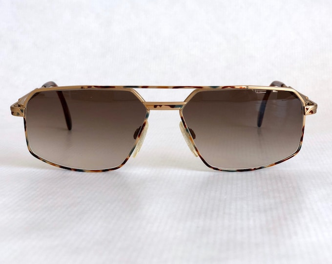 Cazal 757 Col 466 Vintage Sunglasses NOS Made in Germany