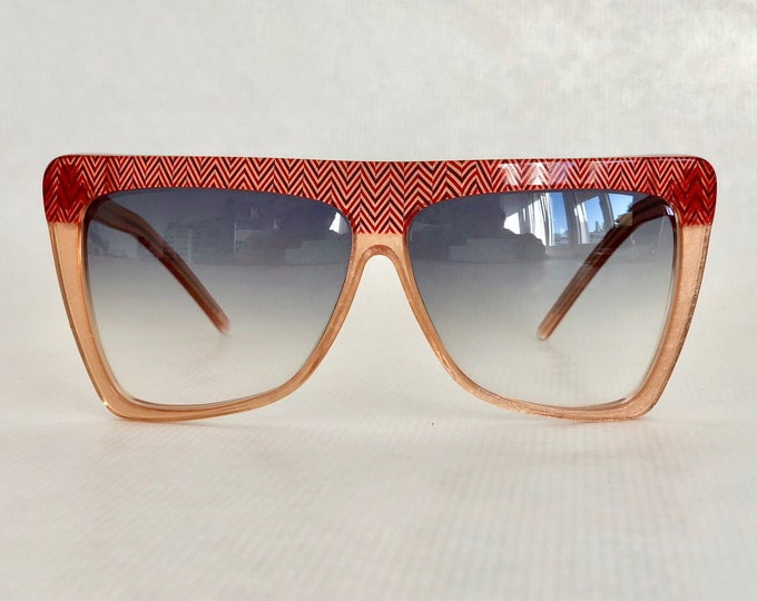 Laura Biagiotti T 4 Vintage Sunglasses - New Unworn Deadstock