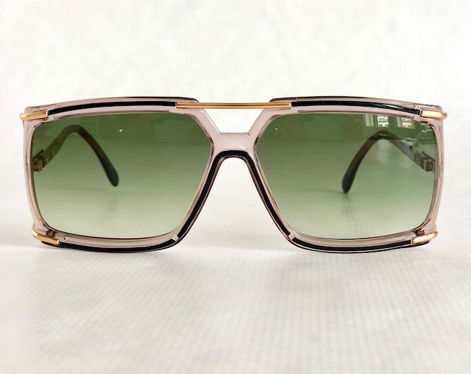 Cazal 638 Col 638 Vintage Sunglasses – Made in West Germany