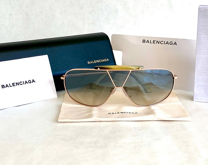 Balenciaga BA30 28P Sunglasses - New Unworn Deadstock – Full Set