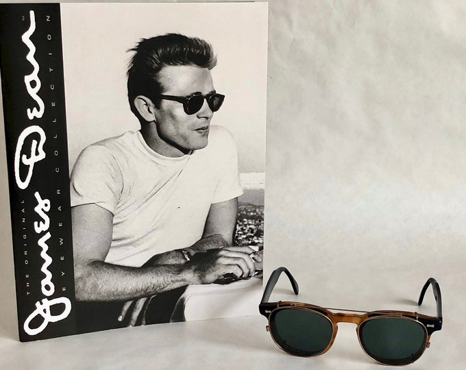 Shady Character NYC James Dean Vintage Sunglasses - including Shady Character Catalogue