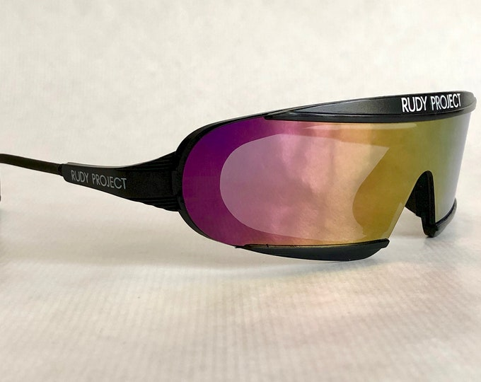 Rudy Project 82.24102 Vintage Sunglasses – New Old Stock – Made in Italy