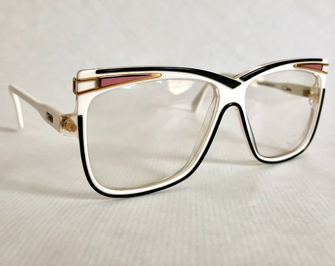 Cazal 168 Col 220 Vintage Eyeglasses Made in West Germany New Old Stock