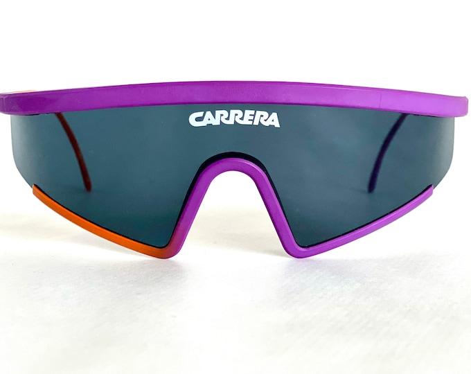Vintage 1980s Carrera 5472 Vario Shield Sunglasses – New Unworn Deadstock – Made in Austria