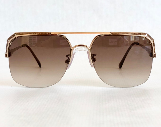 Tura 490 Vintage Sunglasses – Made in Japan – New Old Stock