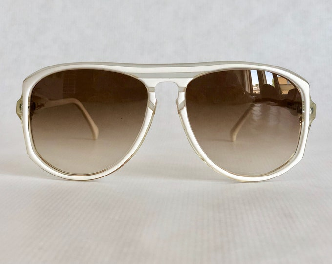 Lady Diana's Oliver Goldsmith Berwick 186 Vintage Sunglasses – Handmade in England – with 2 Sets of Lenses