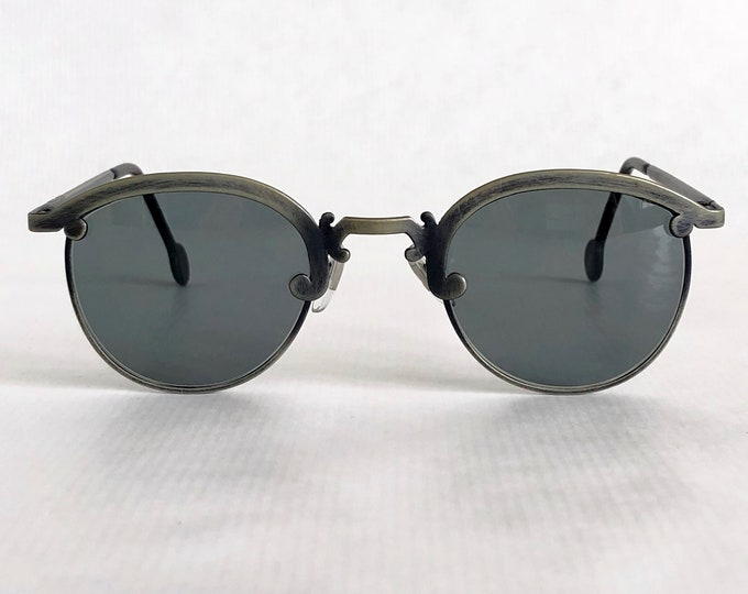 l.a. Eyeworks Art Nouveau Vintage Sunglasses – Made in France in 1991 – New Old Stock