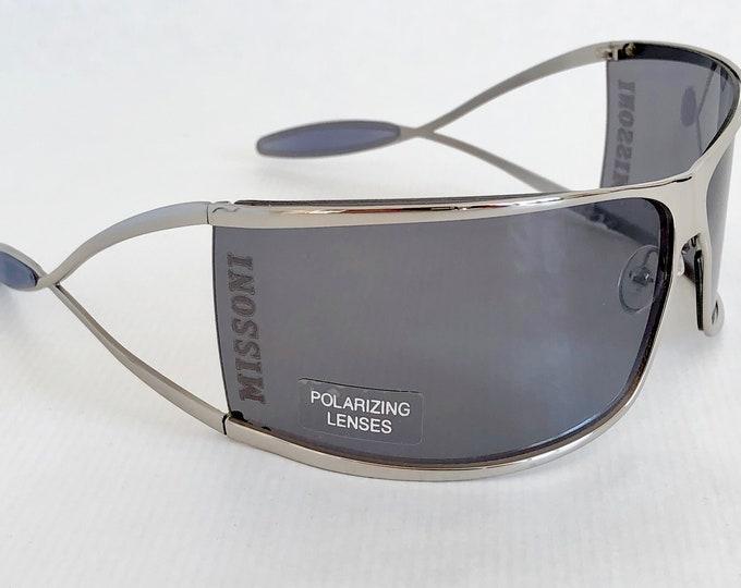 Missoni MI55302 Polarized Vintage Sunglasses – New Old Stock