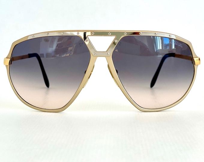 Vintage Alpina M1/8 Prototype Vintage Sunglasses – Full Set – Made in West Germany
