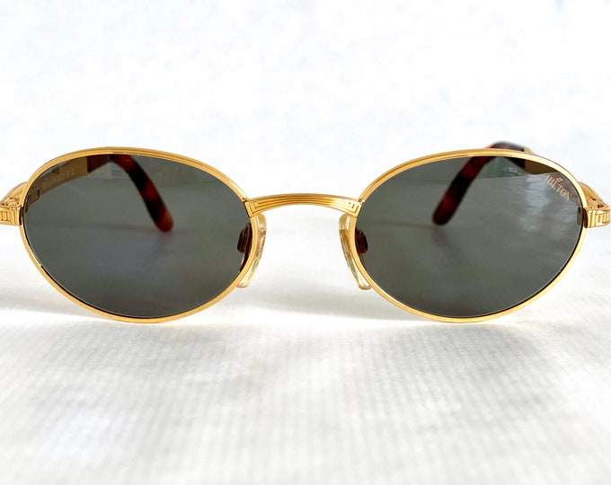 Hilton Picadilly 971 C3 Vintage Sunglasses – New Old Stock – Made in Italy