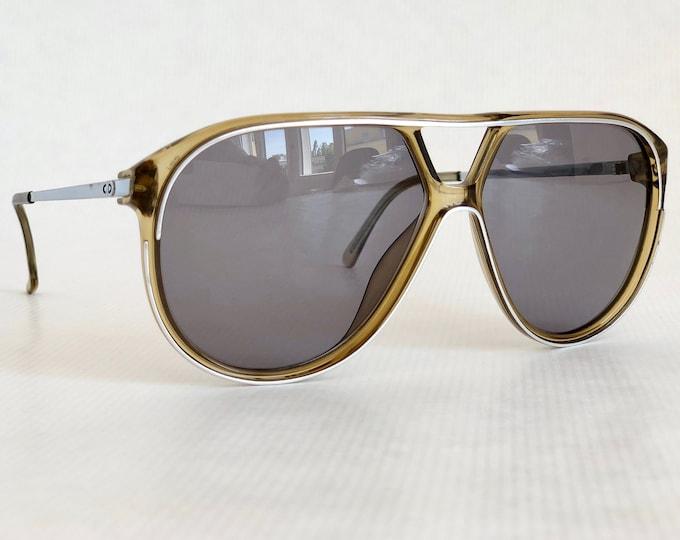 Christian Dior monsieur 2153 Vintage Sunglasses New Old Stock including Dior Hardcase