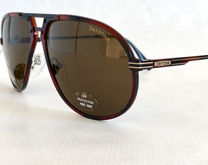 Daytona DA502/S 83Q Alutanium Vintage Sunglasses – New Old Stock