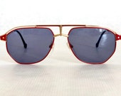 MCM 6 Pure Titanium Vintage Sunglasses Made in West Germany New Old Stock