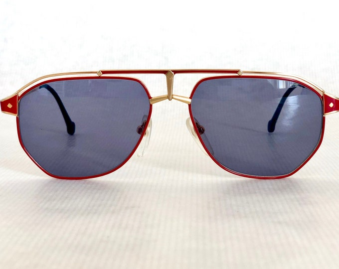 MCM 6 Pure Titanium Vintage Sunglasses – Made in West Germany – New Old Stock