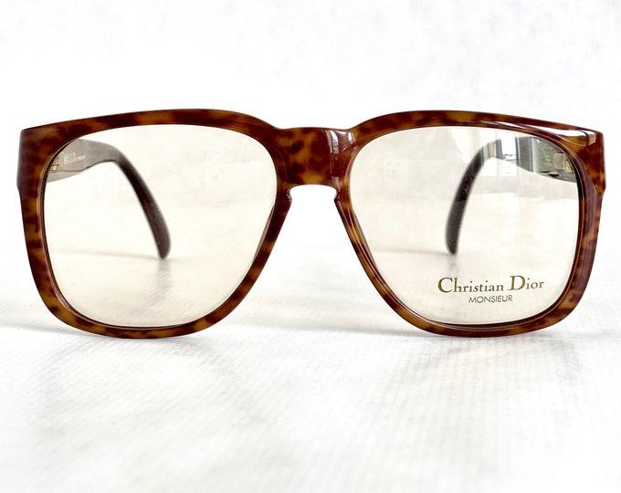 Christian Dior Monsieur 2295 Vintage Glasses – New Unworn Deadstock – Made in Austria