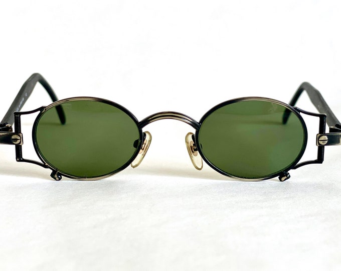 Deltaline Blade Vintage Sunglasses – New Old Stock – Made in Italy