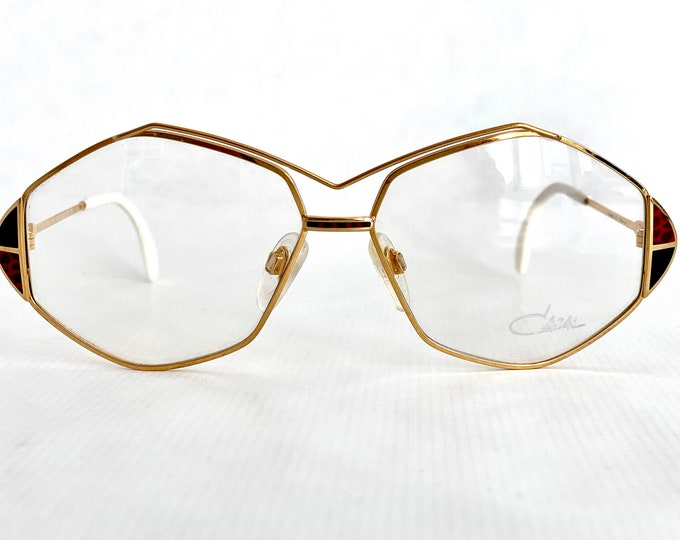 Cazal 233 Col 97/049 Vintage Glasses – New Old Stock – Made in West Germany