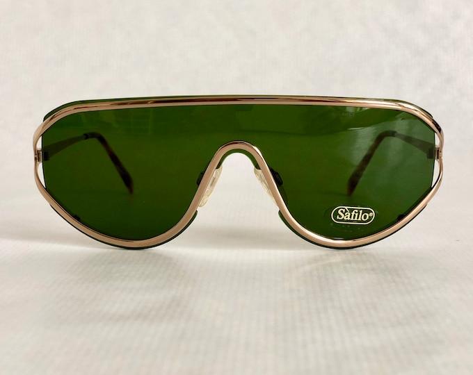 Safilo Collezioni 349/S Vintage Sunglasses New Old Stock including Case