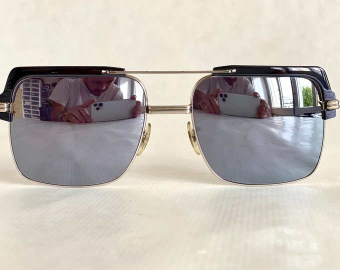 Gaspari Aluminium Vintage Sunglasses – Made in the USA in the 1960s – New Old Stock