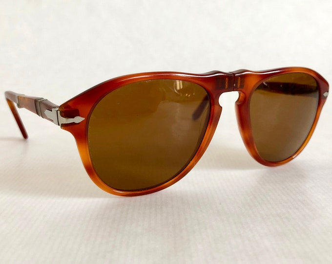 Persol Ratti 806 / 52F Folding Vintage Sunglasses New Old Stock