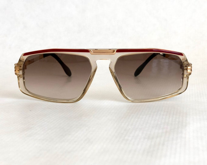 Cazal 632 Col 257 Vintage Sunglasses Made in West Germany New Old Stock