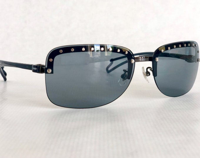 Jean Paul GAULTIER 56-0135 Vintage Sunglasses – New Unworn Deadstock – Including Case