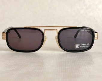 2b794b64f21 FILA Sport 8525 Vintage Sunglasses – New Old Stock – Made in Italy