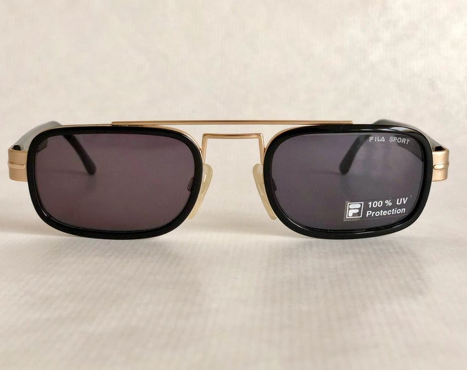 FILA Sport 8525 Vintage Sunglasses – New Old Stock – Made in Italy