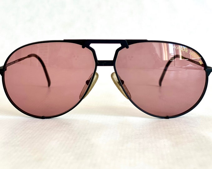 Porsche Design 5651 Vintage Sunglasses – New Old Stock – Made in Austria